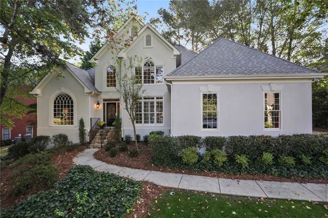 10195 Oxford Mill Drive, Alpharetta, GA 30022 (MLS #6635057) :: North Atlanta Home Team