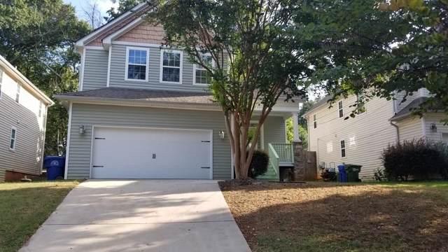 607 SE Federal Terrace SE #24, Atlanta, GA 30315 (MLS #6635081) :: The Heyl Group at Keller Williams