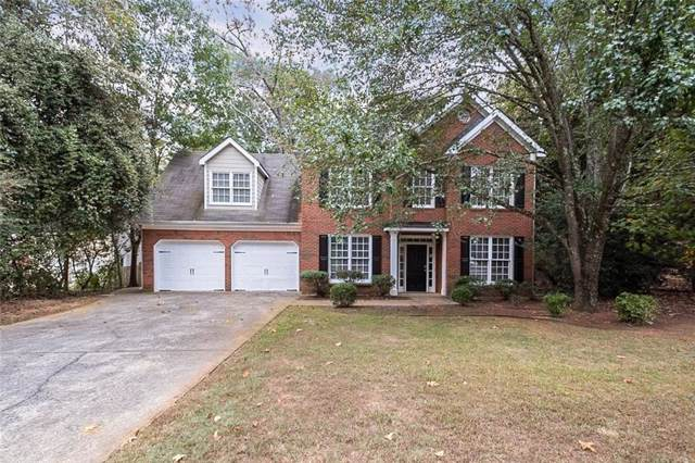 6205 Woodlore Drive NW, Acworth, GA 30101 (MLS #6635095) :: The Cowan Connection Team