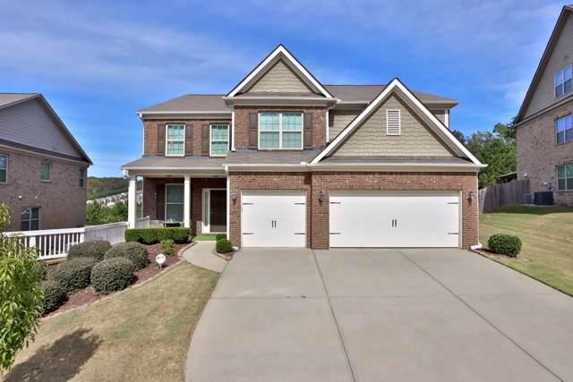 560 Eldridge Drive, Suwanee, GA 30024 (MLS #6635096) :: The Hinsons - Mike Hinson & Harriet Hinson