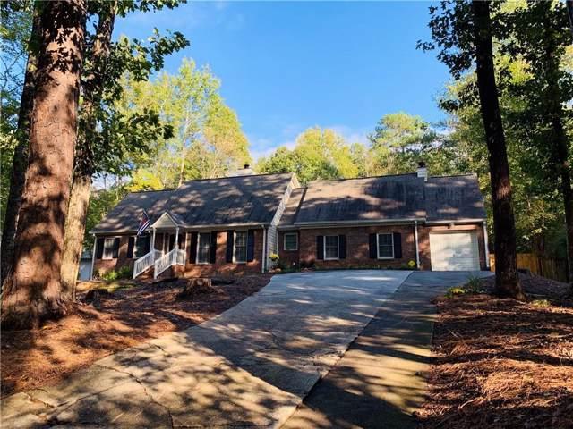 3807 Shiloh Church Road NW, Kennesaw, GA 30152 (MLS #6635157) :: North Atlanta Home Team