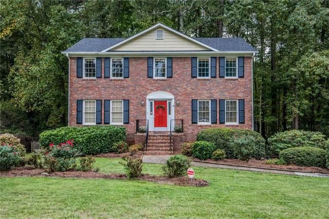 1501 Rhododendron Drive NW, Acworth, GA 30102 (MLS #6635259) :: North Atlanta Home Team
