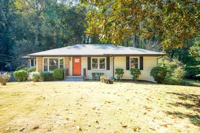 1673 Laurelwood Drive SW, Atlanta, GA 30311 (MLS #6635276) :: North Atlanta Home Team