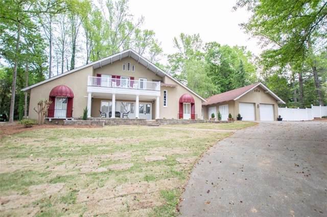 110 W Club Drive, Carrollton, GA 30117 (MLS #6635315) :: RE/MAX Paramount Properties