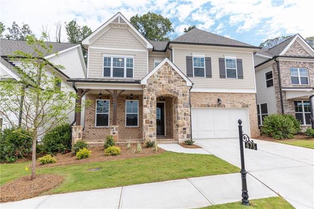 545 Hannaford Walk, Johns Creek, GA 30097 (MLS #6635333) :: HergGroup Atlanta