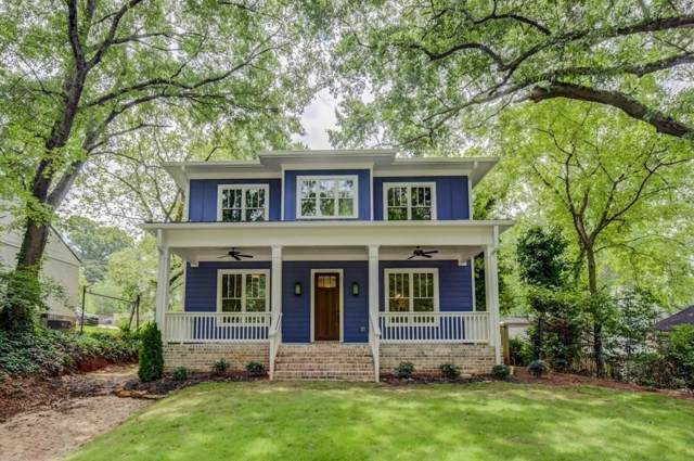 2256 Oakview Road, Atlanta, GA 30317 (MLS #6635343) :: The Hinsons - Mike Hinson & Harriet Hinson