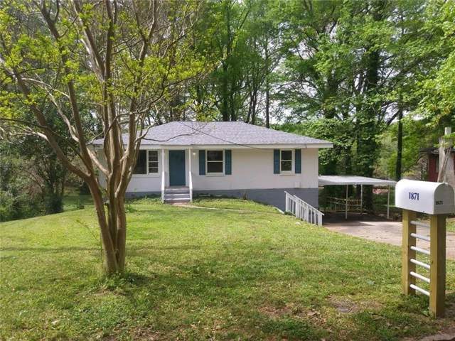 1871 Hillsdale Drive, Decatur, GA 30032 (MLS #6635350) :: The Heyl Group at Keller Williams