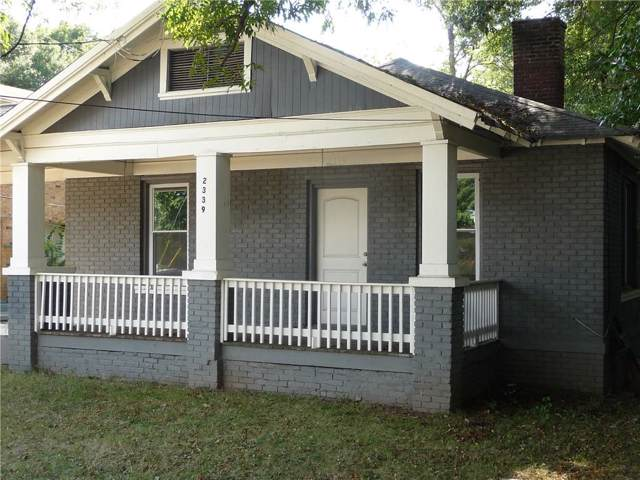 2339 Newnan Street, East Point, GA 30344 (MLS #6635379) :: KELLY+CO