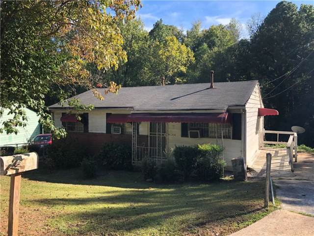 2430 Clarissa Drive NW, Atlanta, GA 30318 (MLS #6635436) :: North Atlanta Home Team