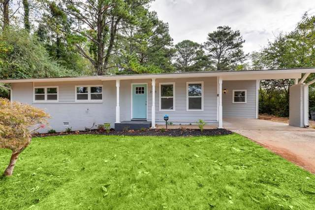 2010 Austin Drive, Decatur, GA 30032 (MLS #6635439) :: The Heyl Group at Keller Williams
