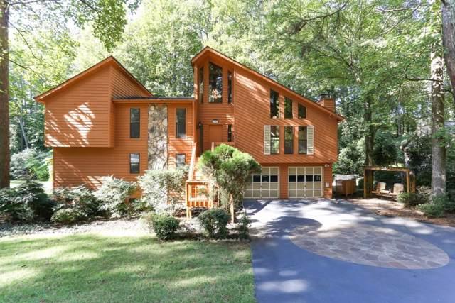 3641 Frey Lake Road NW, Kennesaw, GA 30144 (MLS #6635461) :: North Atlanta Home Team