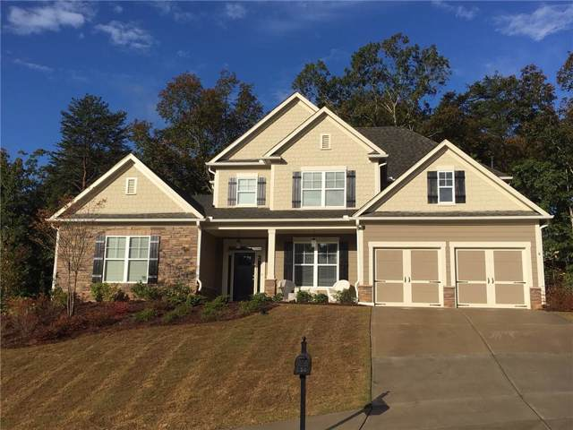 125 Longleaf Drive, Canton, GA 30114 (MLS #6635484) :: HergGroup Atlanta
