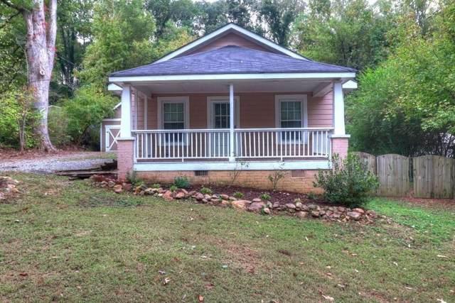211 Mclain Street, Canton, GA 30114 (MLS #6635535) :: HergGroup Atlanta