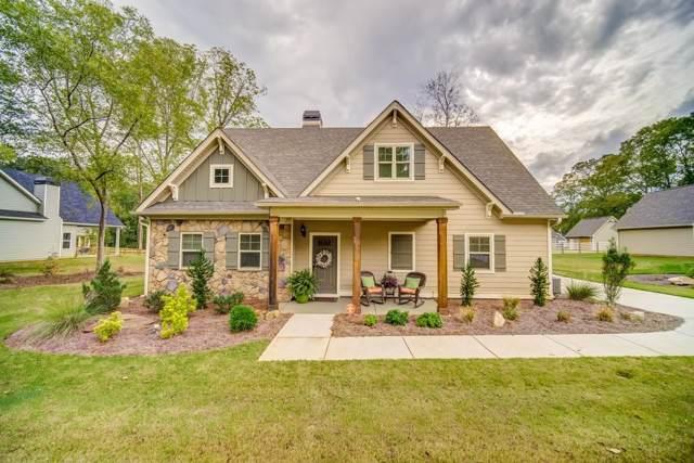 11 E Murphy Street, Newnan, GA 30263 (MLS #6635601) :: North Atlanta Home Team