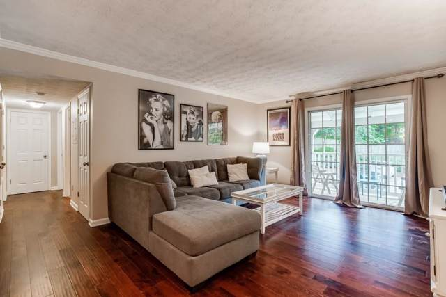 3175 Seven Pines Court #308, Atlanta, GA 30339 (MLS #6635608) :: Team RRP | Keller Knapp, Inc.