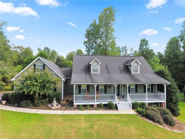 6270 Timber Creek Trail, Dahlonega, GA 30533 (MLS #6635628) :: Kennesaw Life Real Estate