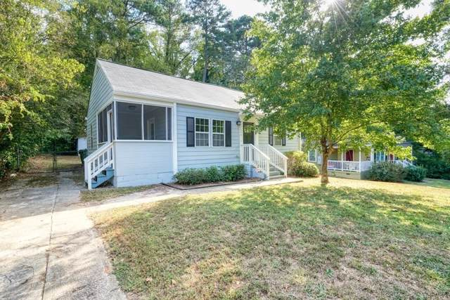 2692 Baker Ridge Drive NW, Atlanta, GA 30318 (MLS #6635645) :: Charlie Ballard Real Estate