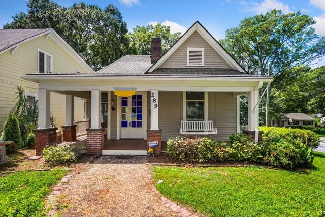 289 Grant Park Place SE, Atlanta, GA 30315 (MLS #6635646) :: North Atlanta Home Team