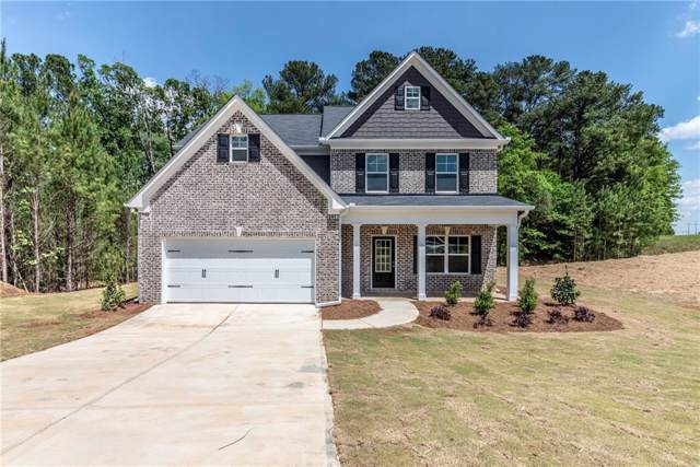 916 Yancey Court, Loganville, GA 30052 (MLS #6635685) :: The Heyl Group at Keller Williams
