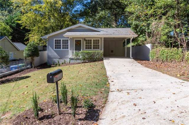 1490 Kenwood Avenue NW, Atlanta, GA 30309 (MLS #6635714) :: KELLY+CO