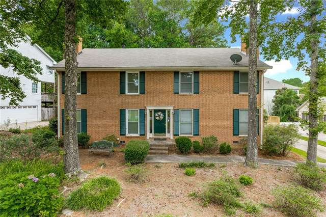 9113 Carroll Manor Drive, Atlanta, GA 30350 (MLS #6635748) :: North Atlanta Home Team