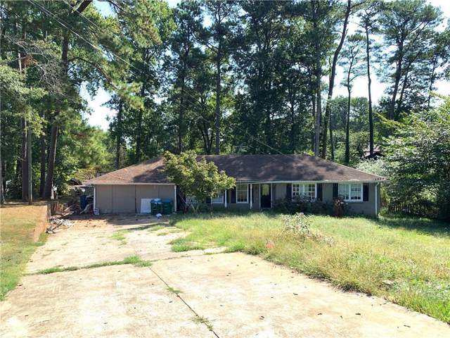 594 Old Norcross Tucker Road, Tucker, GA 30084 (MLS #6635819) :: The Zac Team @ RE/MAX Metro Atlanta