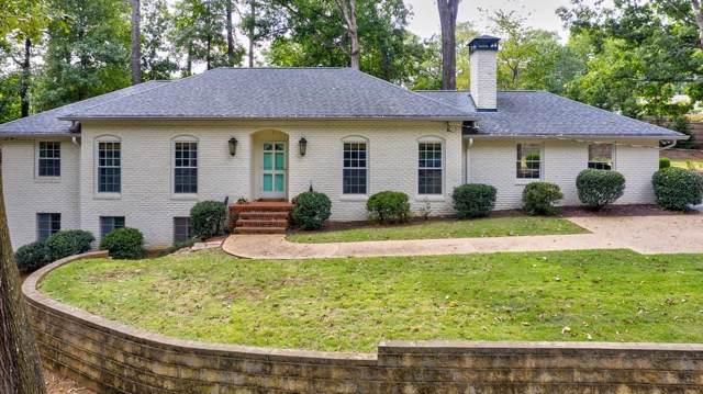 1198 Milmar Drive NW, Atlanta, GA 30327 (MLS #6635855) :: Charlie Ballard Real Estate