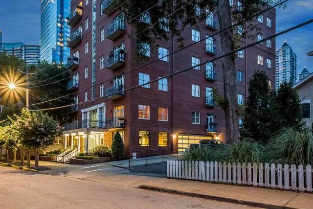 206 11TH Street NE #205, Atlanta, GA 30309 (MLS #6635896) :: Team RRP | Keller Knapp, Inc.