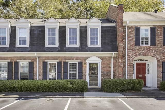 20 Iron Bound Place NW #20, Atlanta, GA 30318 (MLS #6635904) :: KELLY+CO