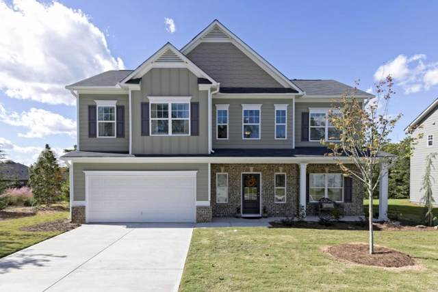 190 Crown Pointe Drive, Dawsonville, GA 30534 (MLS #6635906) :: North Atlanta Home Team