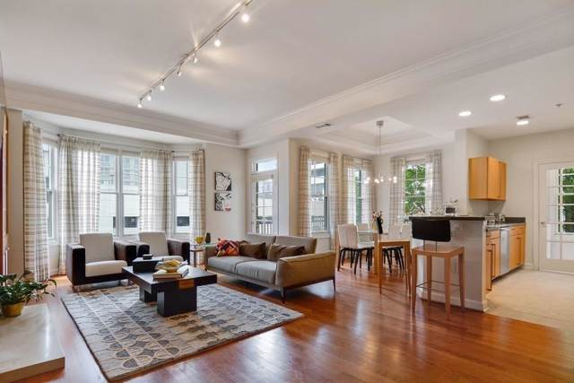 850 Piedmont Avenue NE #1408, Atlanta, GA 30308 (MLS #6635956) :: Team RRP | Keller Knapp, Inc.