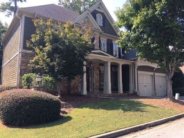 1087 Bluffhaven Way NE, Atlanta, GA 30319 (MLS #6636081) :: North Atlanta Home Team