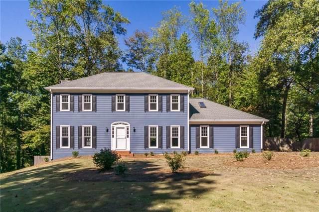 223 Shadowlake Court SE, Marietta, GA 30067 (MLS #6636097) :: Charlie Ballard Real Estate