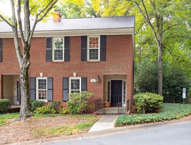 501 Dunwoody Chace #501, Atlanta, GA 30328 (MLS #6636104) :: North Atlanta Home Team