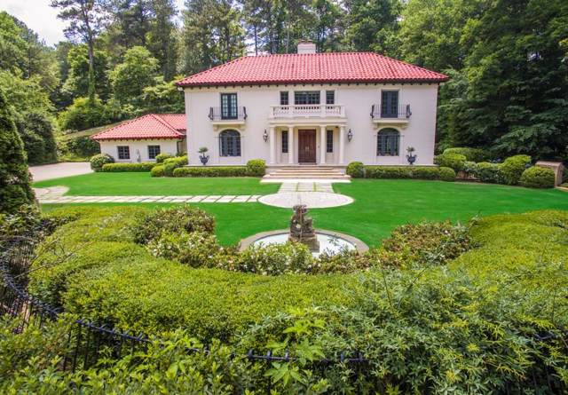4070 Paces Ferry Road NW, Atlanta, GA 30327 (MLS #6636110) :: KELLY+CO