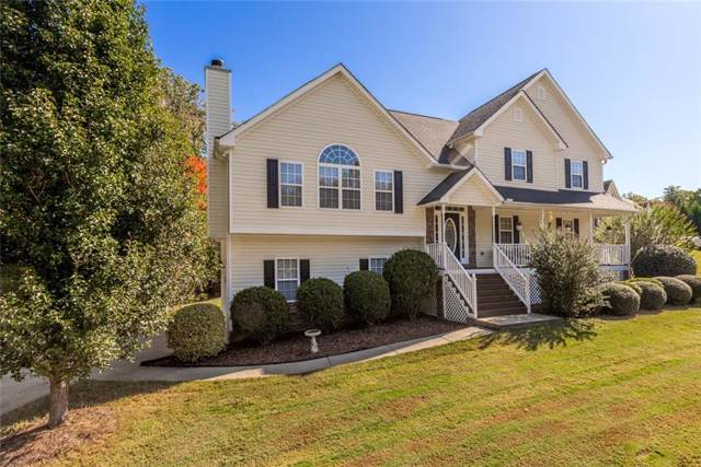 35 Cherokee Hills Drive, Rydal, GA 30171 (MLS #6636119) :: RE/MAX Paramount Properties