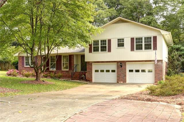 110 Burnett Way, Alpharetta, GA 30009 (MLS #6636221) :: MyKB Partners, A Real Estate Knowledge Base