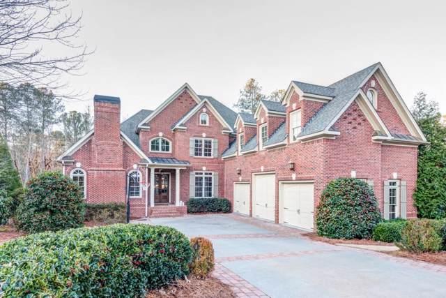 6135 Talmadge Run NW, Acworth, GA 30101 (MLS #6636267) :: RE/MAX Paramount Properties
