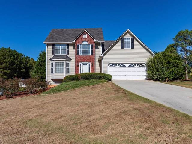 2041 Emerald Drive NW, Loganville, GA 30052 (MLS #6636404) :: North Atlanta Home Team