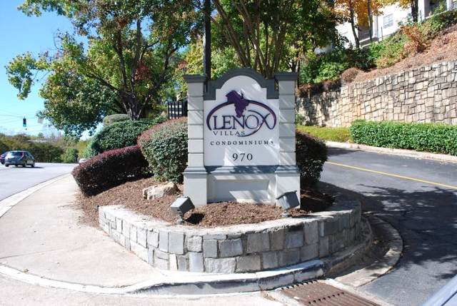 970 Sidney Marcus Boulevard NE #2116, Atlanta, GA 30324 (MLS #6636405) :: North Atlanta Home Team