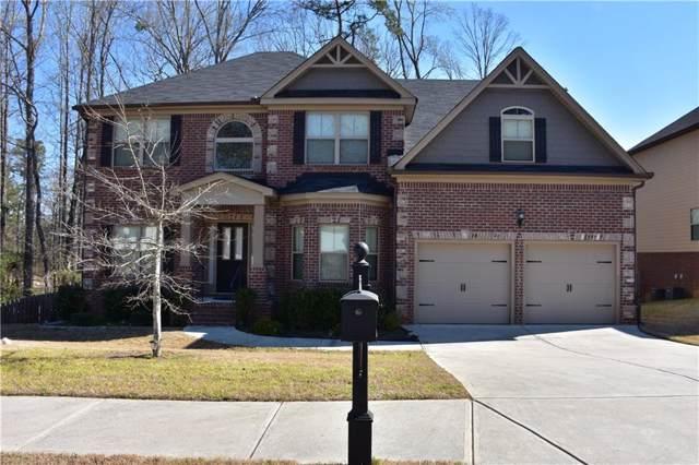 8196 Plantation Trace, Covington, GA 30014 (MLS #6636437) :: Charlie Ballard Real Estate
