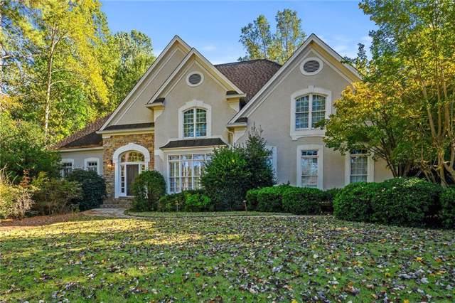 4345 Pemberton Cove, Johns Creek, GA 30022 (MLS #6636470) :: The Heyl Group at Keller Williams