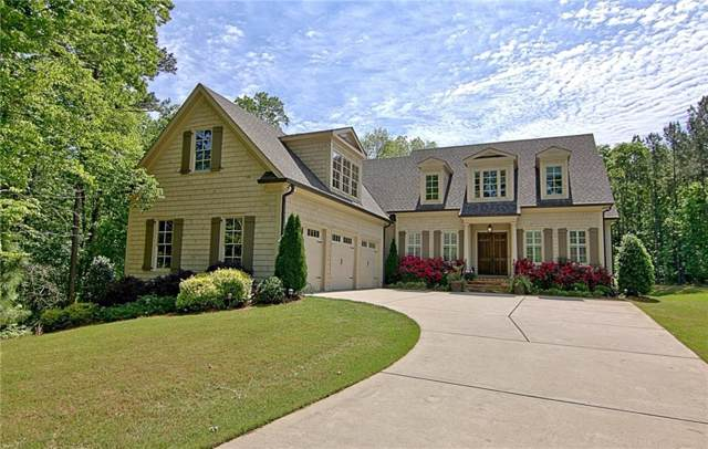 475 Woodward Drive, Fayetteville, GA 30215 (MLS #6636475) :: The Zac Team @ RE/MAX Metro Atlanta