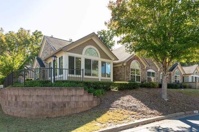 5278 Stone Village Circle NW #8, Kennesaw, GA 30152 (MLS #6636527) :: North Atlanta Home Team