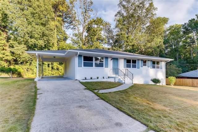 2445 Charles Rogers Road SE, Marietta, GA 30060 (MLS #6636592) :: North Atlanta Home Team