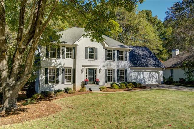 2805 Lakewind Court, Alpharetta, GA 30005 (MLS #6636596) :: North Atlanta Home Team