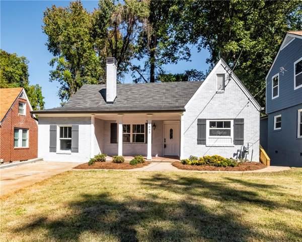 1645 Emerald Avenue SW, Atlanta, GA 30310 (MLS #6636614) :: Charlie Ballard Real Estate