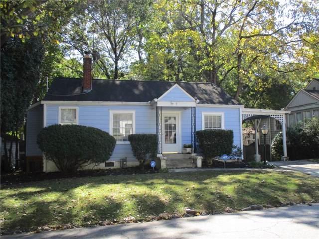 766 Berkeley Avenue NW, Atlanta, GA 30318 (MLS #6636628) :: Rock River Realty