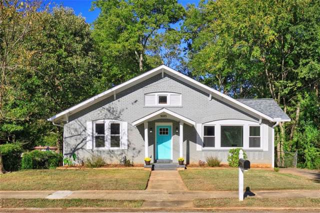 1685 W Forrest Avenue, East Point, GA 30344 (MLS #6636634) :: Charlie Ballard Real Estate