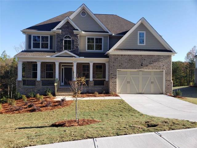 3510 Dockside Shores Drive, Gainesville, GA 30506 (MLS #6636679) :: Path & Post Real Estate
